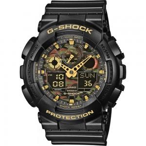 GA 100CF-1A9 Casio hodinky
