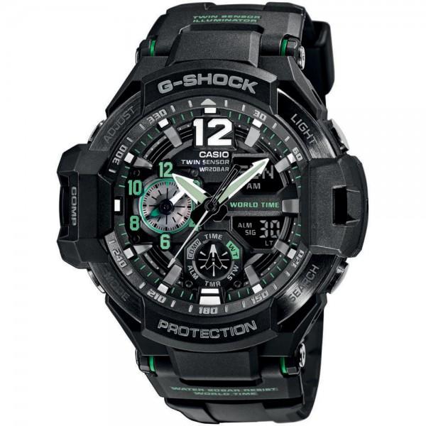 GA 1100-1A3 CASIO hodinky