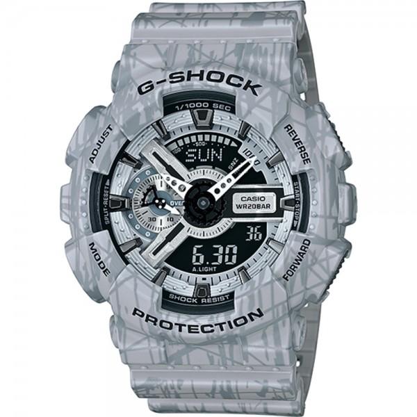 GA 110SL-8A Casio hodinky