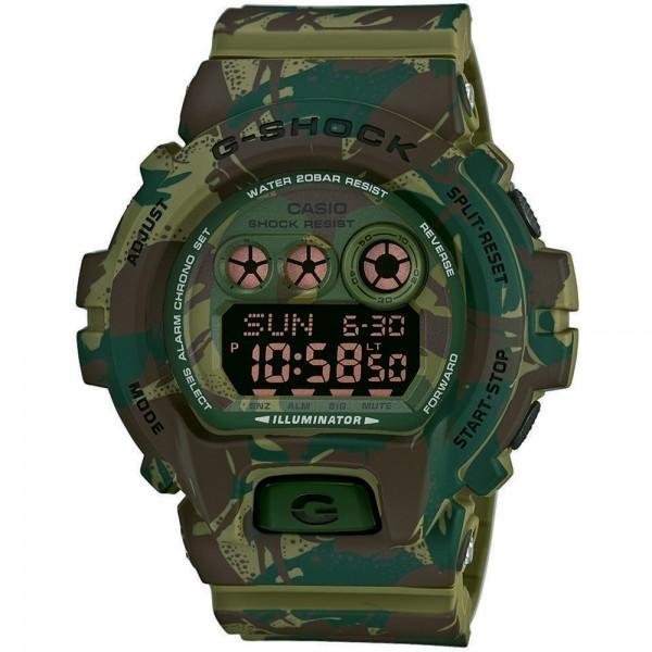 GD X6900MC-3 Casio hodinky