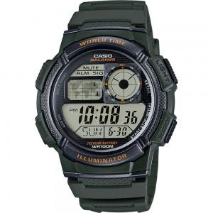 AE 1000W-3A Casio hodinky