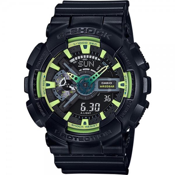 GA 110LY-1A Casio hodinky