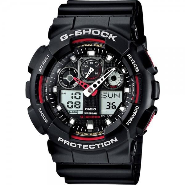 GA 100-1A4 Casio hodinky