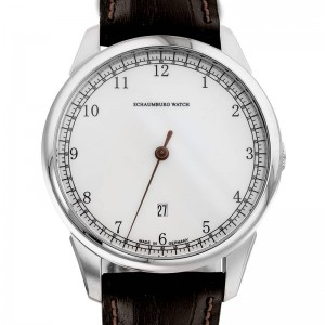 Schaumburg Watch Gnomonik G.G.01.W.01