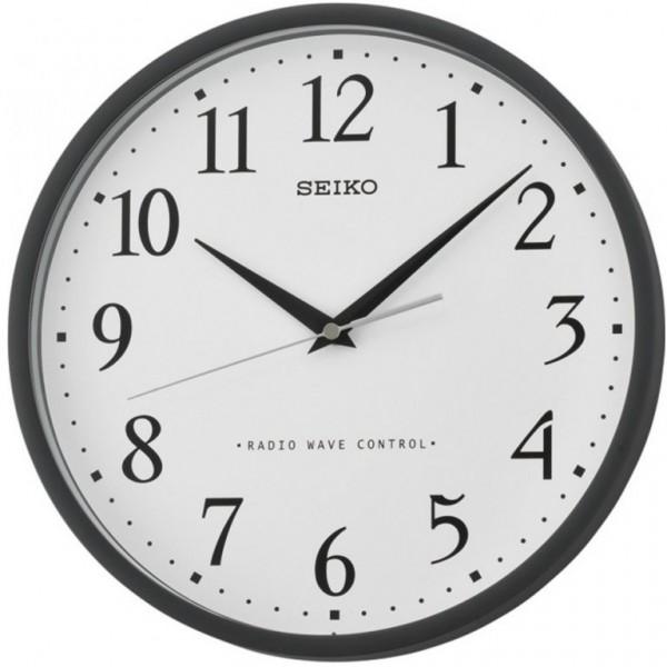 SEIKO QXR210K nástenné hodiny
