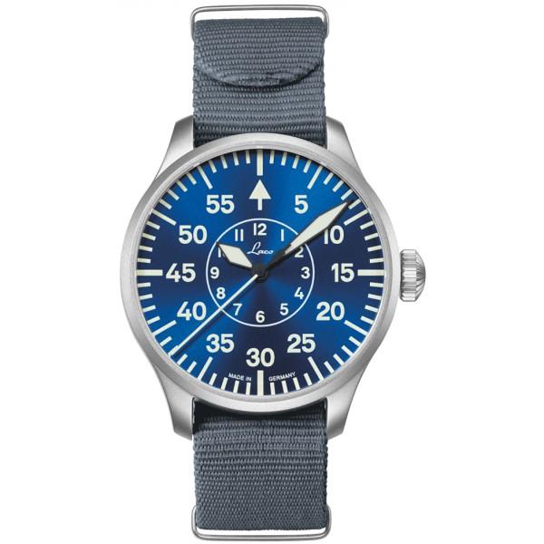 Pánske hodinky_LACO AACHEN BLAUE STUNDE 45_Dom hodín MAX