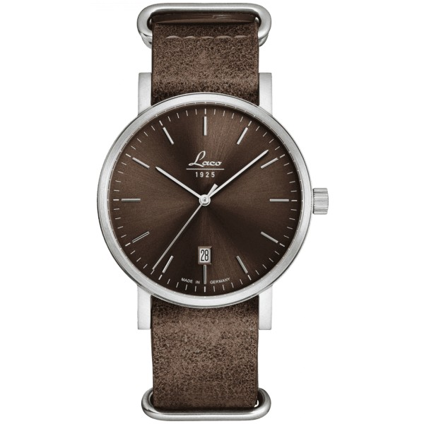 Dámske hodinky_LACO CLASSIC MOCCA 40_Dom hodín MAX