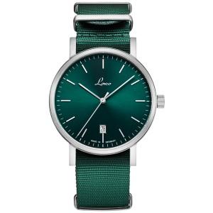 Pánske hodinky_LACO CLASSIC PETROL 40_Dom hodín MAX