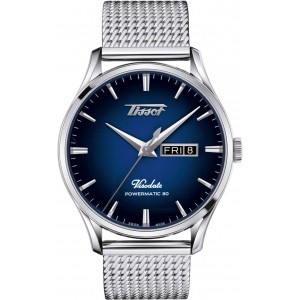 Pánske hodinky_TISSOT HERITAGE VISODATE POWERMATIC 80 T118.430.11.041.00_Dom hodín MAX