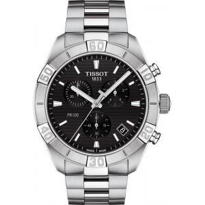 Pánske hodinky_TISSOT PR 100 Big Gent Chrono T101.617.11.051.00_Dom hodín MAX