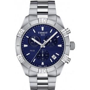 Pánske hodinky_TISSOT PR 100 Big Gent Chrono T101.617.11.041.00_Dom hodín MAX