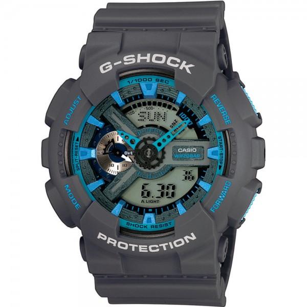GA 110TS-8A2 Casio hodinky