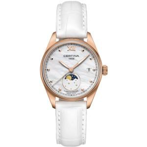 Dámske hodinky_Certina C033.257.36.118.00 DS 8 MOON PHASE COSC_Dom hodín MAX