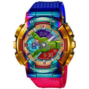 Pánske hodinky_Casio GM-110RB-2AER_Dom hodín MAX