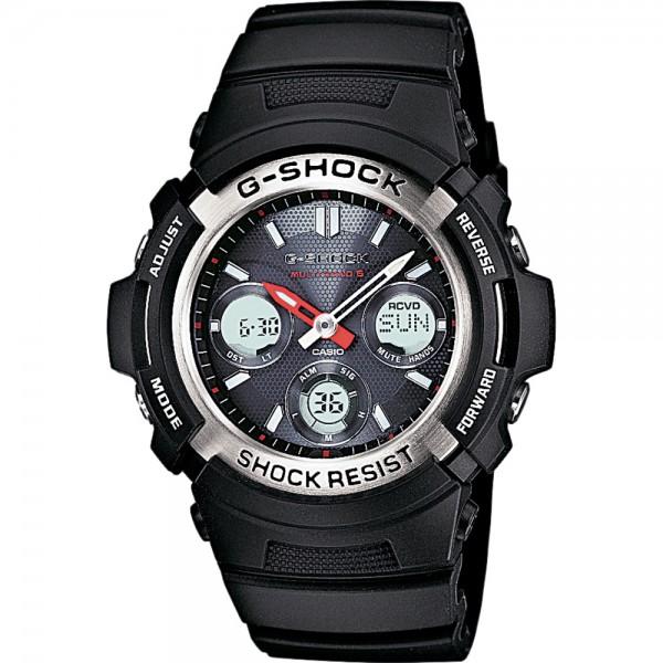 AWG M100-1A Casio hodinky